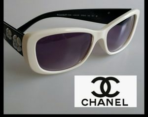 Chanel sunglasses 57□16